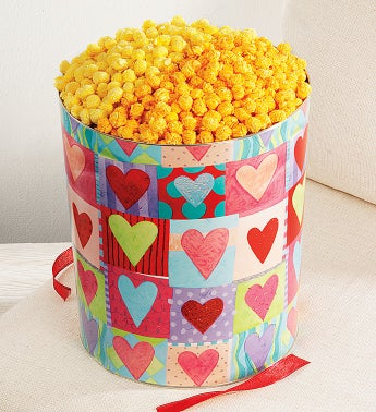 Heart Deco Pick-A-Flavor 6-1/2 Gallon