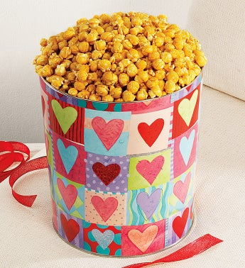 Heart Deco Pick-A-Flavor 3-1/2 Gallon