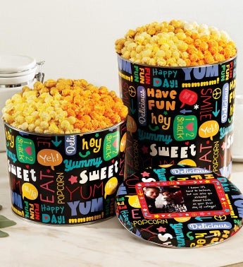 Gifts For College Students Care Package Ideas The Popcorn Factory
