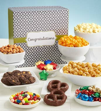 Simply Stated Congratulations Sampler