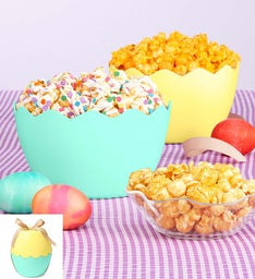 Easter Egg Serving Bowls & Snacks