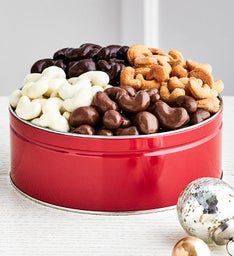 Simply Red 4-Way Cashew Assortment