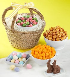 Popcorn Celebrations Easter Basket