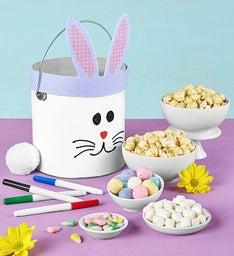 Make Your Own Bunny & Corn