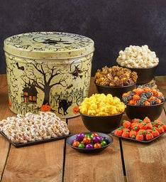 Fright Night Snack Assortment