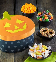 Pumpkin Snack Box