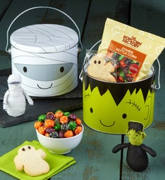 Frankenstein or Mummy Fun Pails