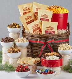 Large Holiday Basket