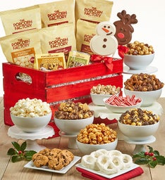 Deluxe Holiday Basket