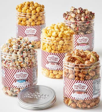 snack of the month club new popcorn each month the popcorn factory