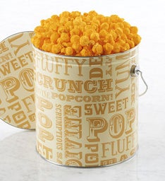 1 Gallon Cheese Popcorn January Flavor of the Month