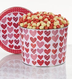 From The Heart Valentine Kettle Corn