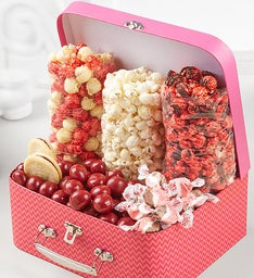From The Heart Suitcase Snack Box