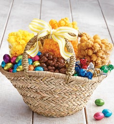Popcorn Celebration Easter Basket