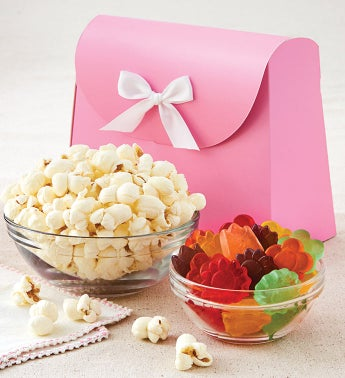Mothers Day Pink Purse Gift Box