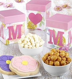 Mom Heart Shaped Gift Boxes