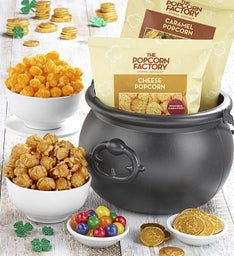 Pot Of Gold Snack Assortment