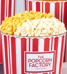 TPF Retro 2 Gallon Pick-a-Flavor Popcorn Tins