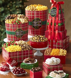 The Popcorn Factory Coupon: Extra 20% Off Holiday Gifts + Free Shipping