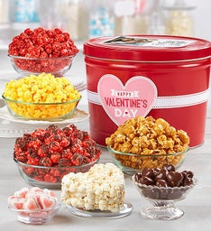 Simply Red Happy Valentine's Day Grand Snack Assortment