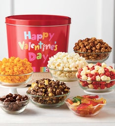 Happy Valentine's Day Grand Snack Assortment