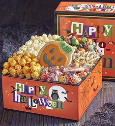 Happy Halloween Petite Sampler