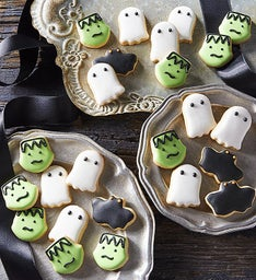 Monster Mash Novelty Cookies