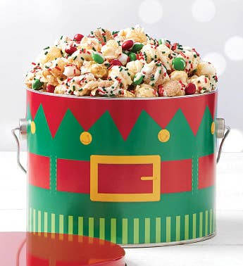 Jingles the Elf 12 Gallon Snack Pail