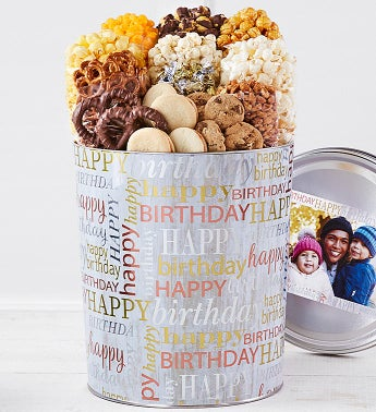 New Birthday Brilliance Premium Snack Assortment