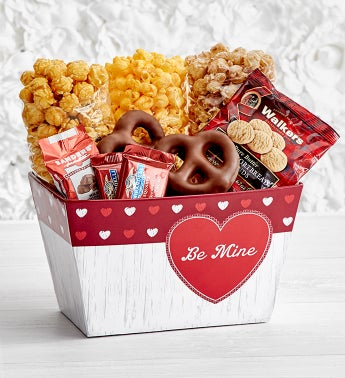 Nature Of Love Gift Basket