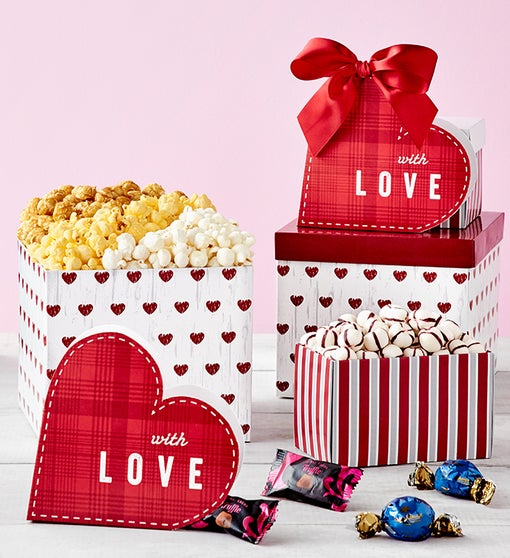 Nature of Love 2 Box Gift Tower