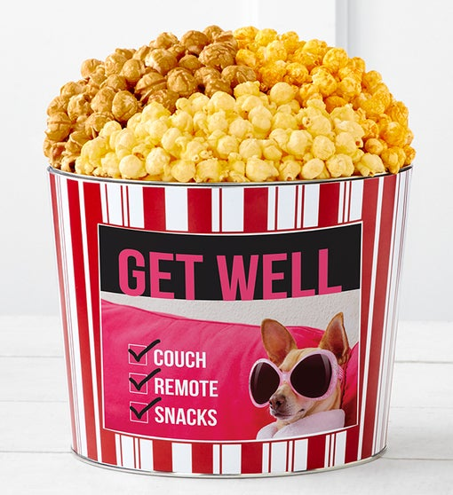 Tins With Pop™ Get Well Couch Remote