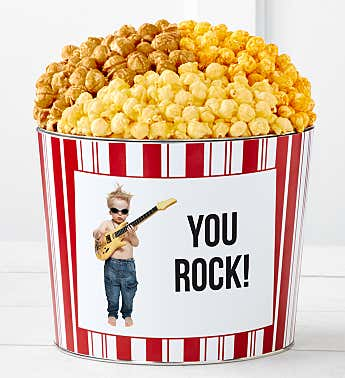 Tins With Pop® You Rock Kid With Guitar