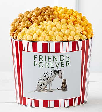 Tins With Pop® Friends Forever Dog And Cat