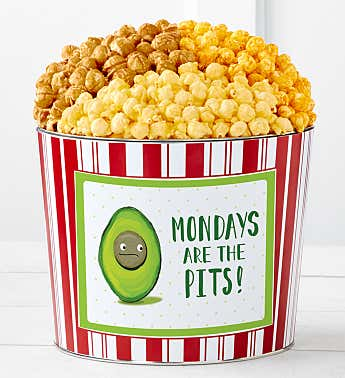 Tins With Pop® Mondays Are The Pits