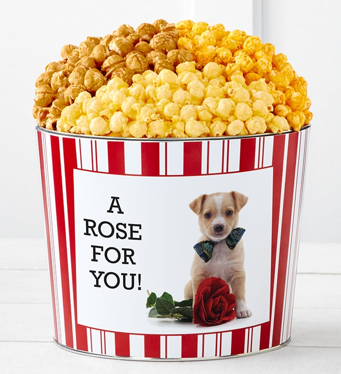 Tins With Pop® A Rose For You
