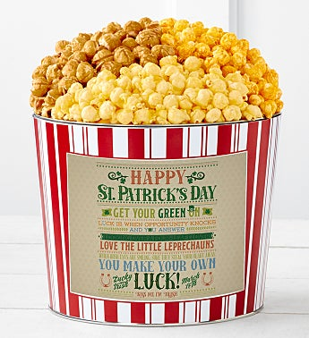 Tins With Pop® Happy St. Patrick's Day