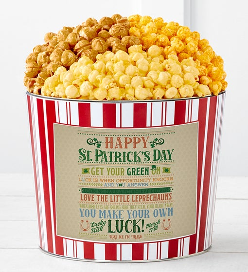 Tins With Pop™ Happy St. Patrick's Day