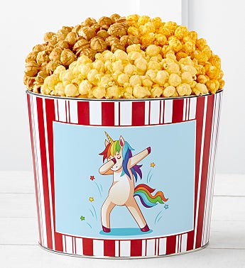 Tins With Pop™ Rainbow Unicorn