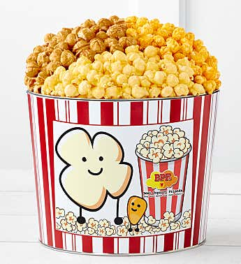 Tins With Pop® Best Popcorn Friends