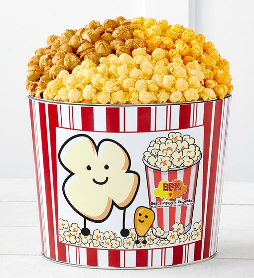 Tins With Pop™ I Love It When You Call Me Big Popcorn