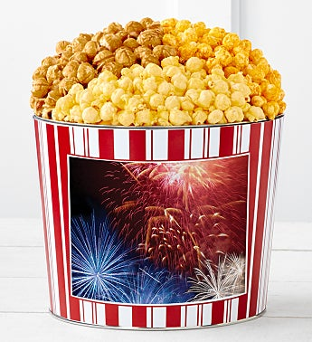 Tins With Pop® Fireworks