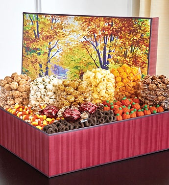 Autumn Canvas Deluxe Gift Box