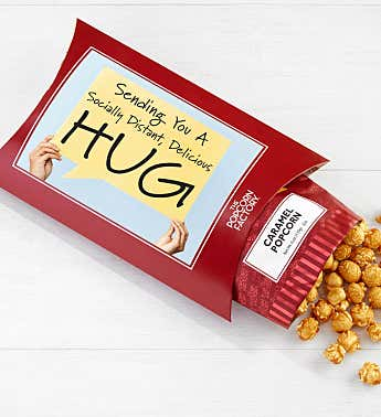 Cards With Pop™ Socially Distant Hug Sign