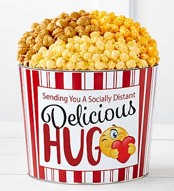 Tins With Pop® Socially Distant Hug Smile
