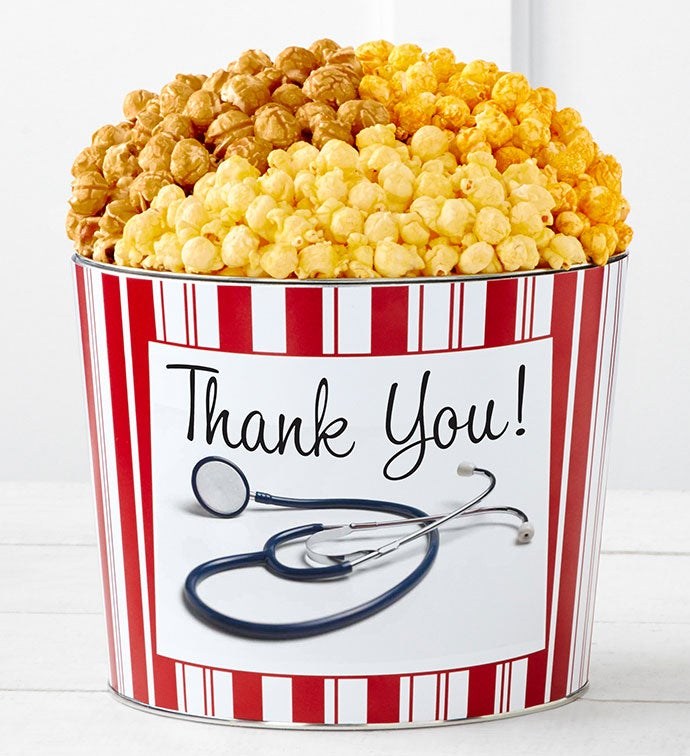 Tins With Pop® Thank You Healthcare Workers