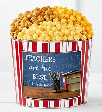 Tins With Pop® Teachers Are The Best Thank You