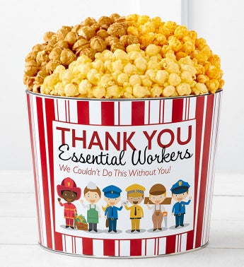 Tins With Pop Thank You Essential Workers
