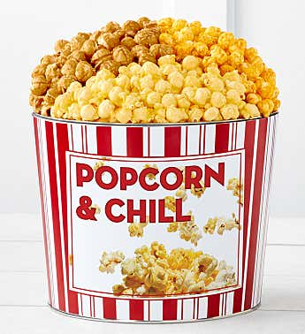 Tins With Pop® Popcorn and Chill