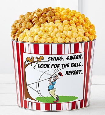 Tins With Pop® Swing Swear Golf